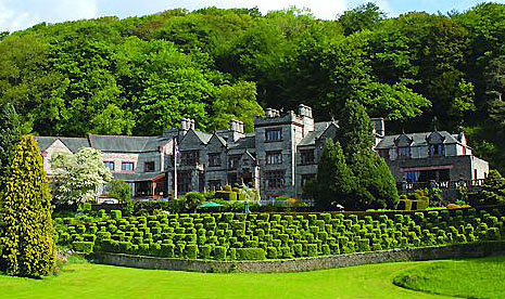 South Cumbria Netherwood hotel image